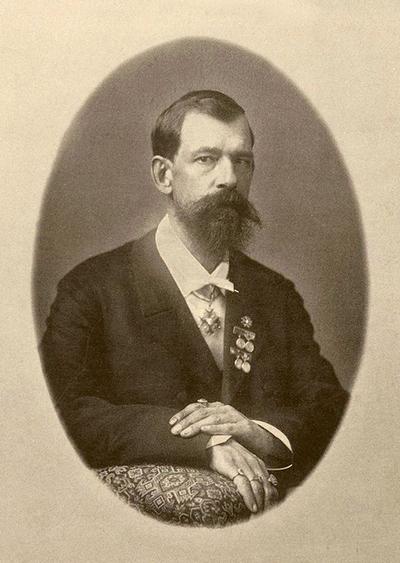 Голышев Иван Александрович,Мстёра,