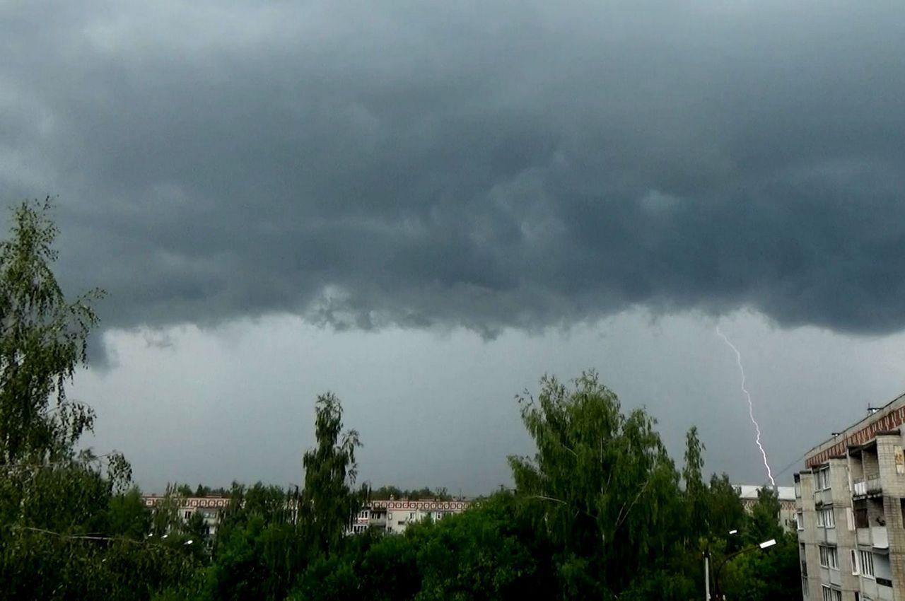 Погода на четверг, 19 июля: дождь и гроза