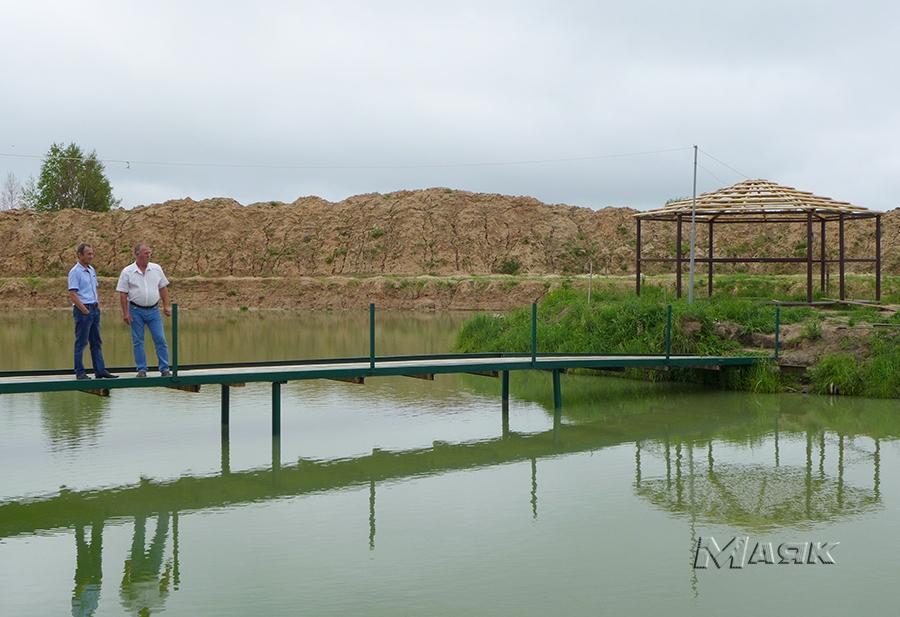Федурники,Вязники,Вязниковский район,пруды,рыбалка,