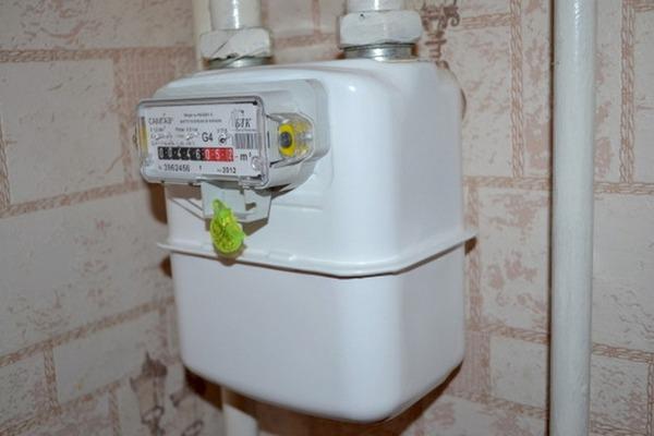 До конца 2018 года россияне обязаны установить газовые счётчики