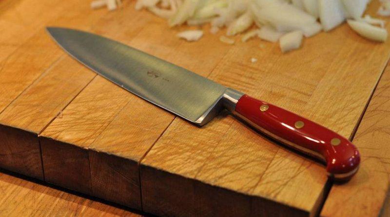 кухонный нож,