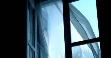 открытое окно,ночь,проветрить комнату,