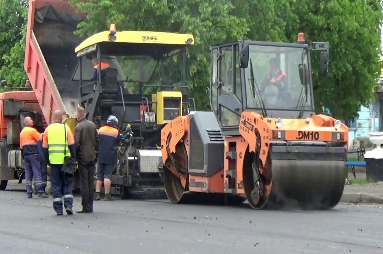 На ремонт дорог в городе выделили очередную субсидию