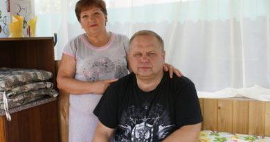 Серповы Владимир и Людмила,