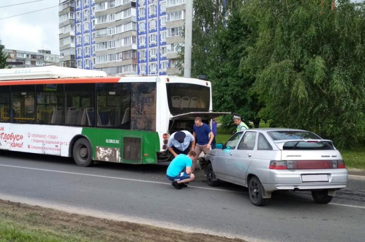 Полицейские в гражданке в качестве пассажиров будут контролировать работу автобусов
