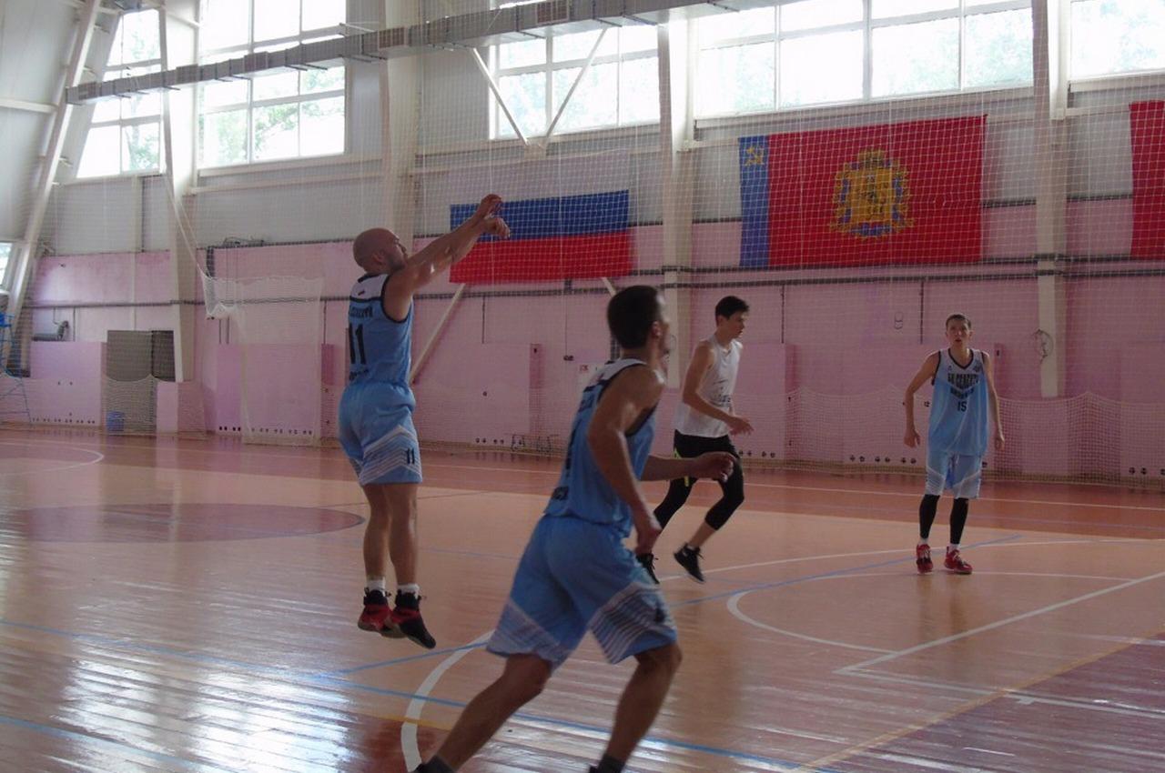 Открытый чемпионат Вязниковского района по баскетболу