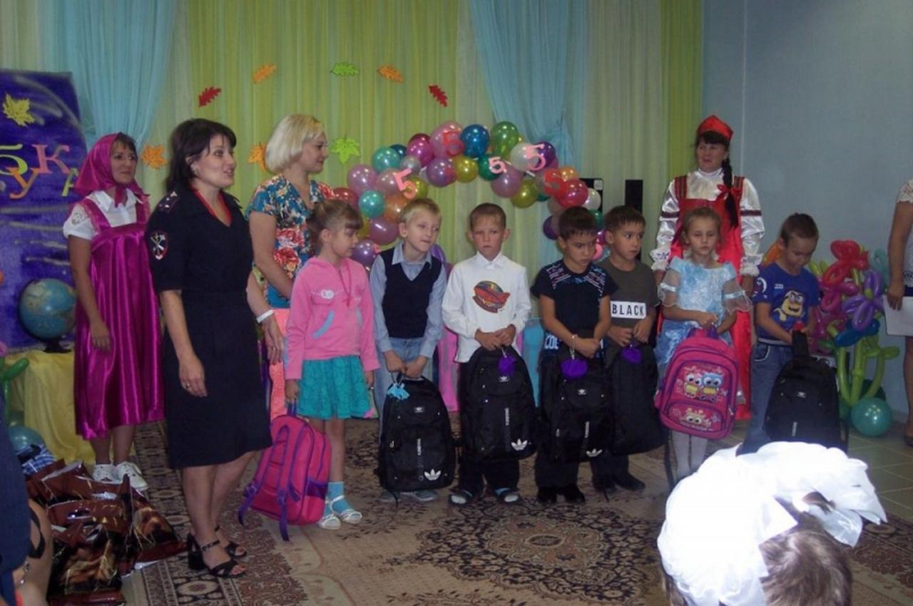 Вязниковские полицейские помогли собрать детей в школу