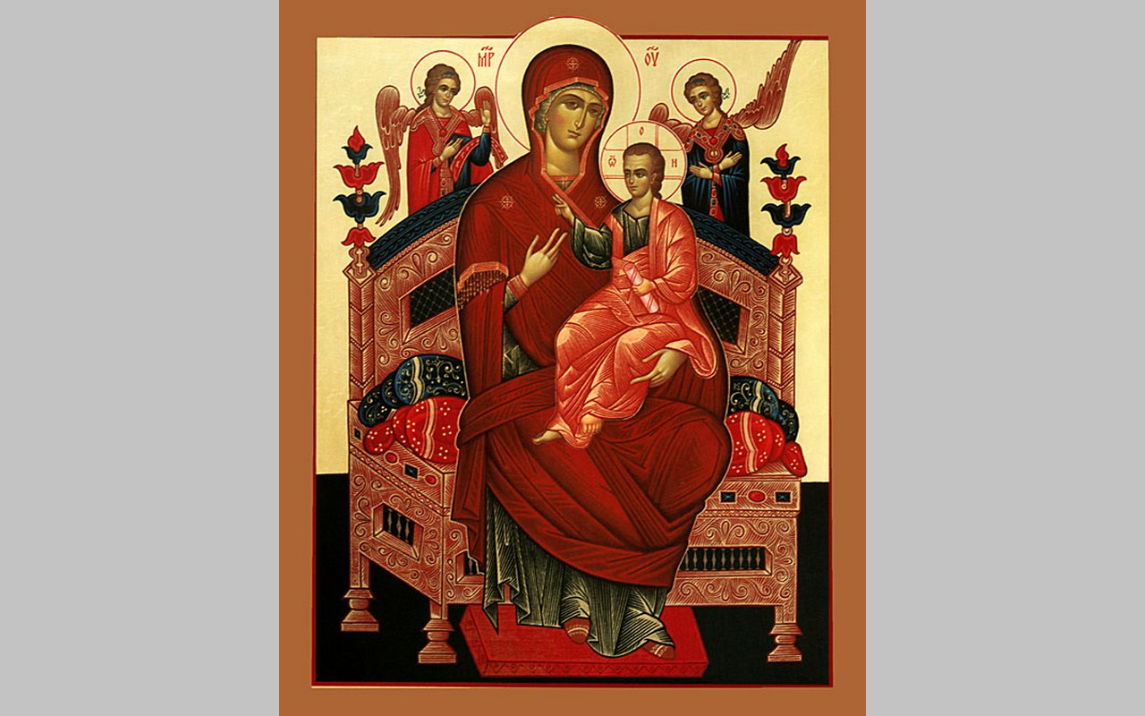 31 августа день иконы Божией Матери Всецарица. О чем молятся, и в чем икона помогает?