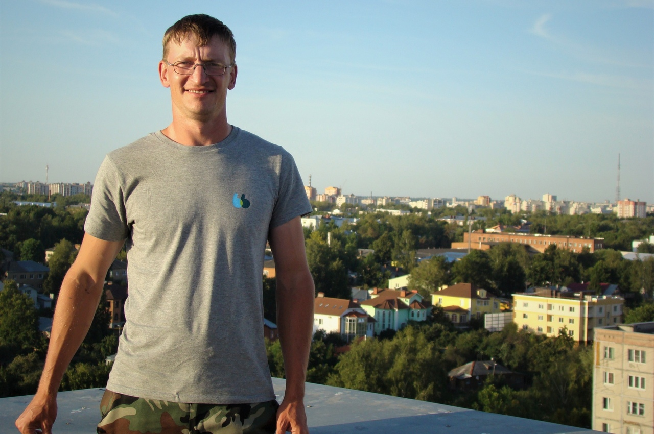 Гороховец и Вязники посетит Иван Ширяев — путешественник, решивший объехать все города России