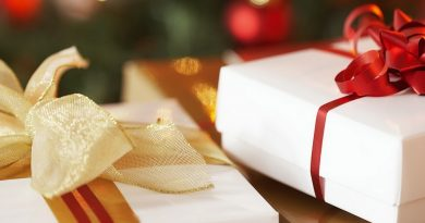 подарки,