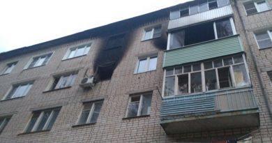 пожар,Ковров,Владимирская область,улица Колхозная
