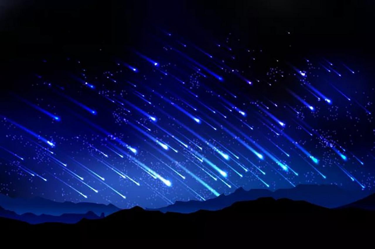 21 октября 2018 года ожидаем пик звездопада из созвездия Ориона – Ориониды
