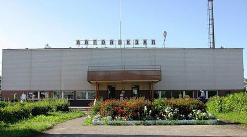автовокзал,Вязники,вязниковский автовокзал,улица Ленина