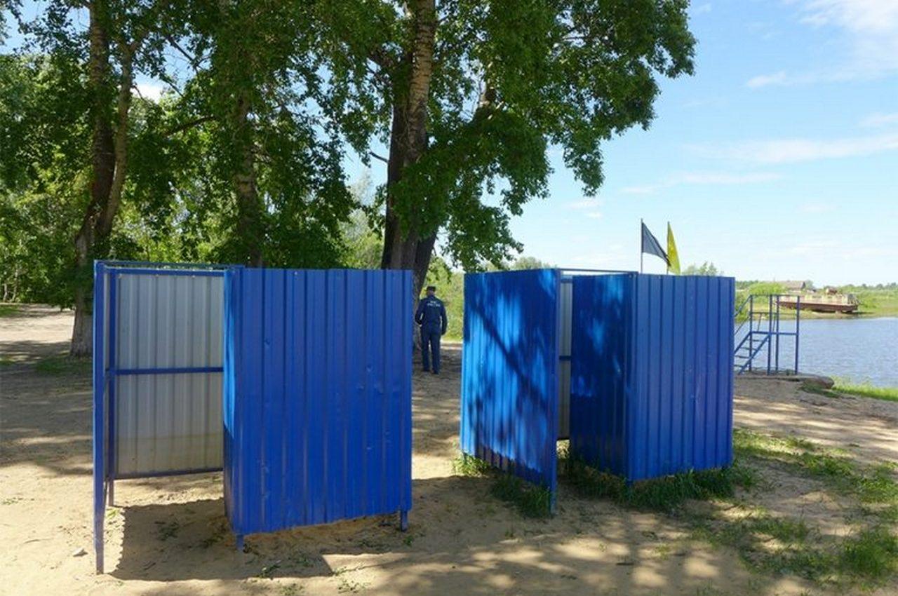 Во Владимирской области продлили купальный сезон