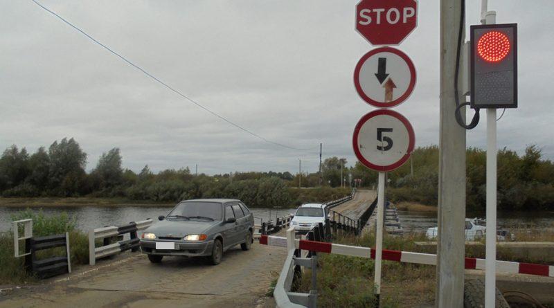 мост через Клязьму,понтонный мост,Вязники,