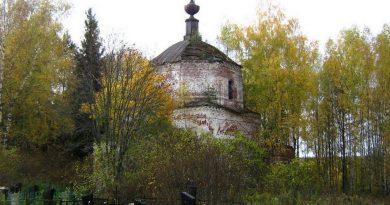 погост Дебри,церковь Николая Чудотворца,