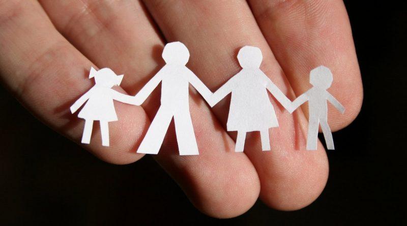 неблагополучная семья,