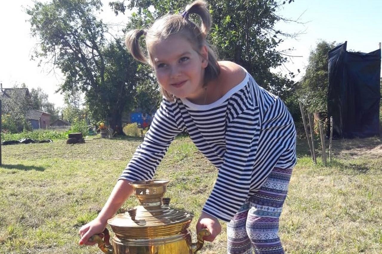 7-летняя Маша Старостина найдена живой