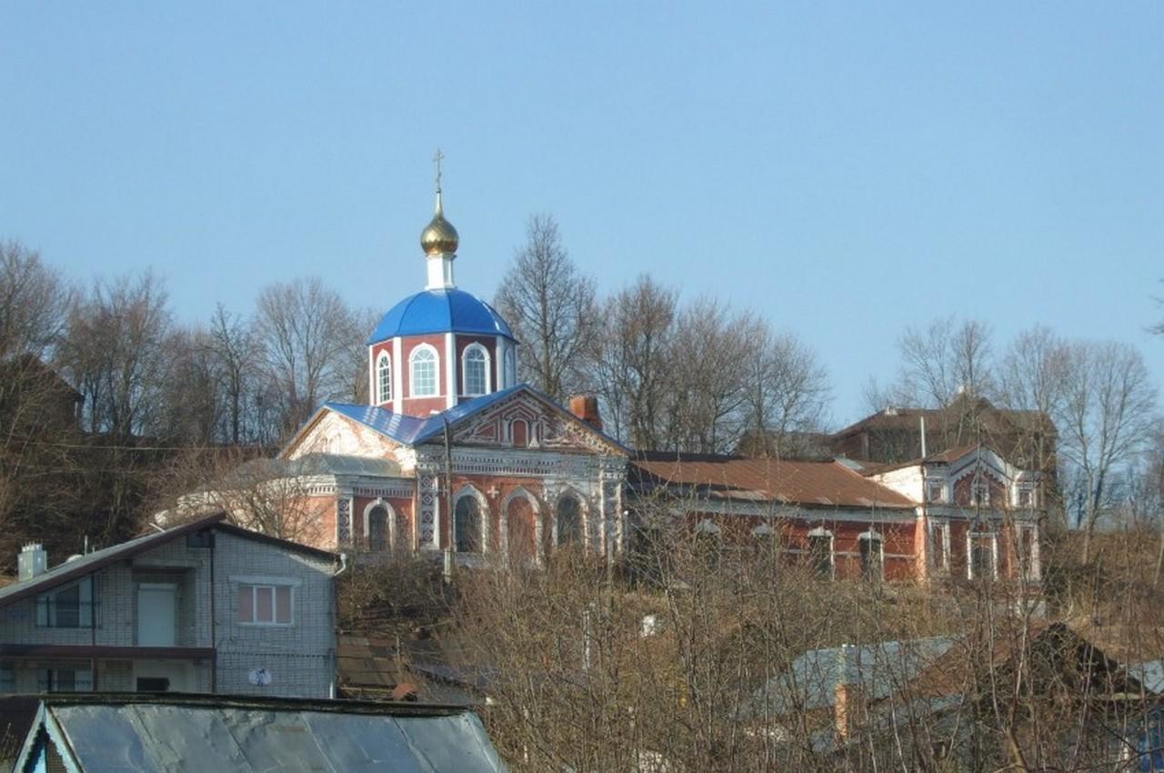 Первый вязниковский монастырь