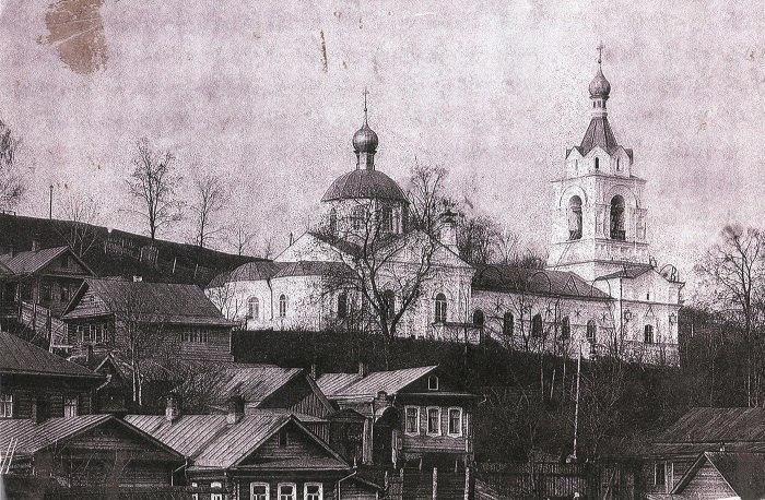 Введенская церковь,Вязники,
