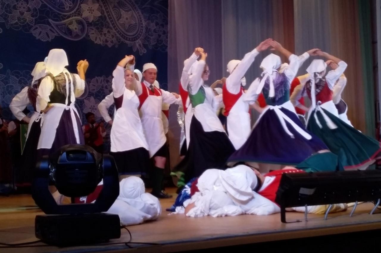 Австрийцы выступили в Вязниках
