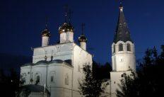 Благовещенский монастырь в Вязниках