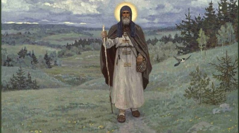 Сергий Радонежский,