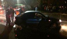 Ребёнок погиб под колёсами автомобиля