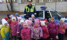 Неделя детской безопасности в Вязниках