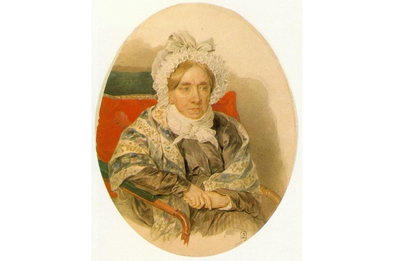 «Усатая княгиня» — муза Пушкина и дочь вязниковского помещика