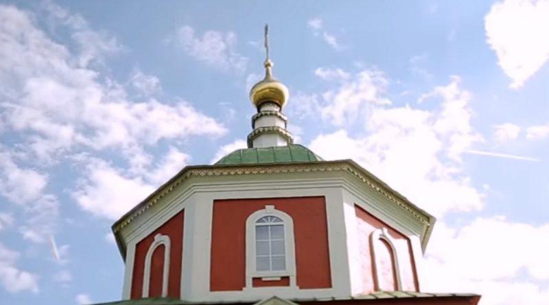 Крестовоздвиженский храм,Вязники,