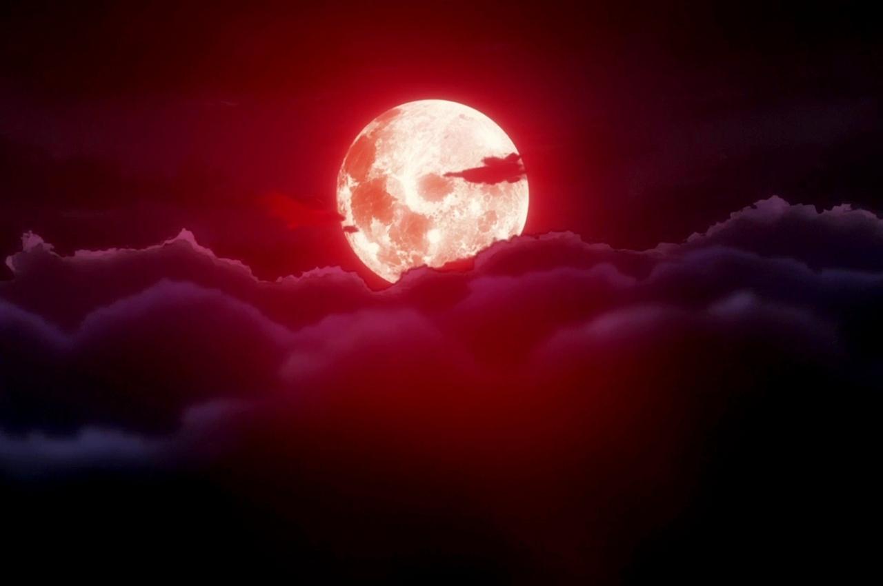 Полнолуние 24 октября 2018 года. Жизнерадостная Луна взойдёт вечером