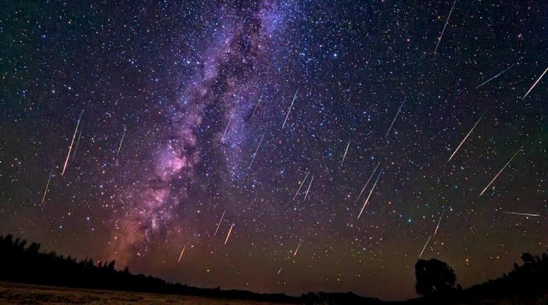 метеорный поток,звездопад Дракониады,