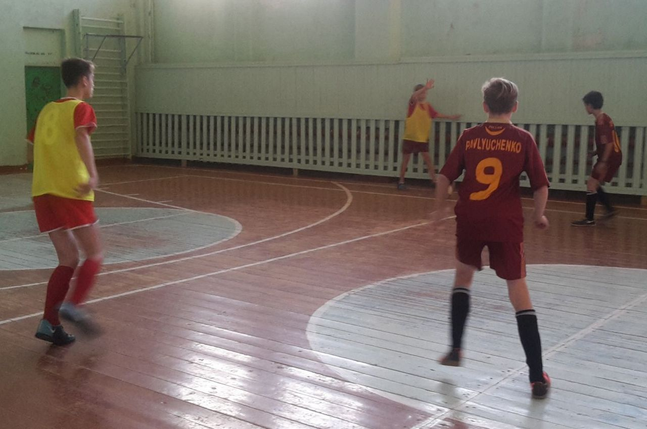 В Вязниках прошло первенство по мини-футболу