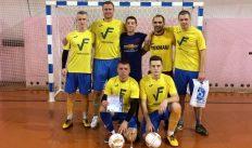 Чемпионат Вязниковского района по мини-футболу