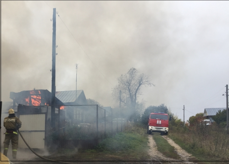 пожар,сгорел дом,Олтушево,Вязниковский район,