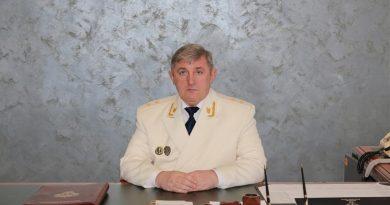 прокурор Владимирской области,Пантюшин Игорь Станиславович,