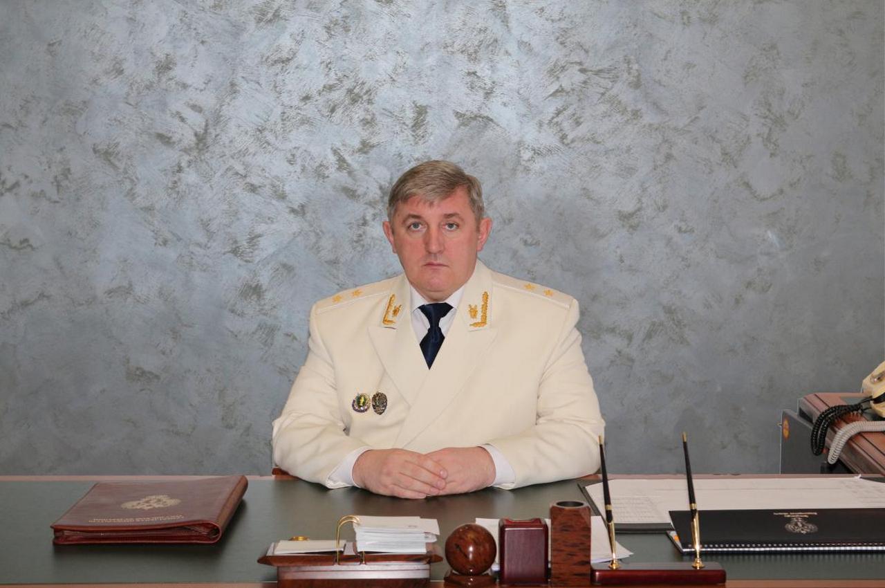 Президент продлил срок полномочий прокурору Владимирской области ещё на 5 лет