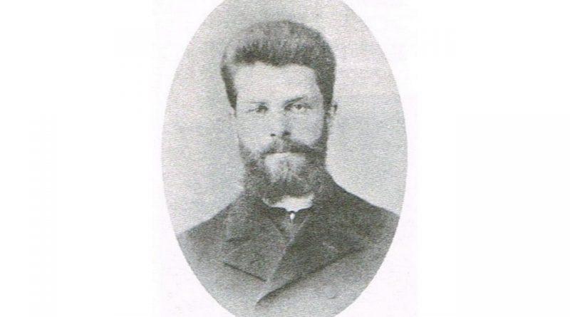 архитектор Родионов Сергей Константинович,