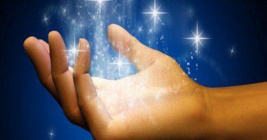 магическая рука,дни силы,