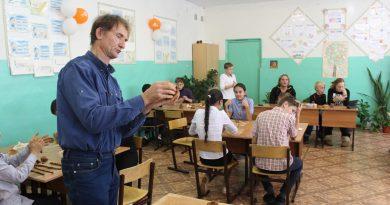 Сергей Шкарёв,Степанцево,
