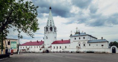 Сретенский монастырь,Гороховец,