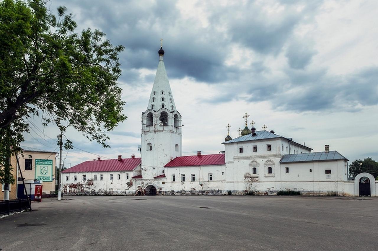 Реставрация Сретенского монастыря в Гороховце завершится в 2019 году