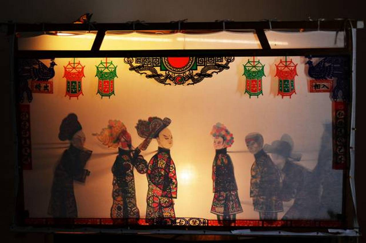 В Гороховец из Китая приедет Театр теней