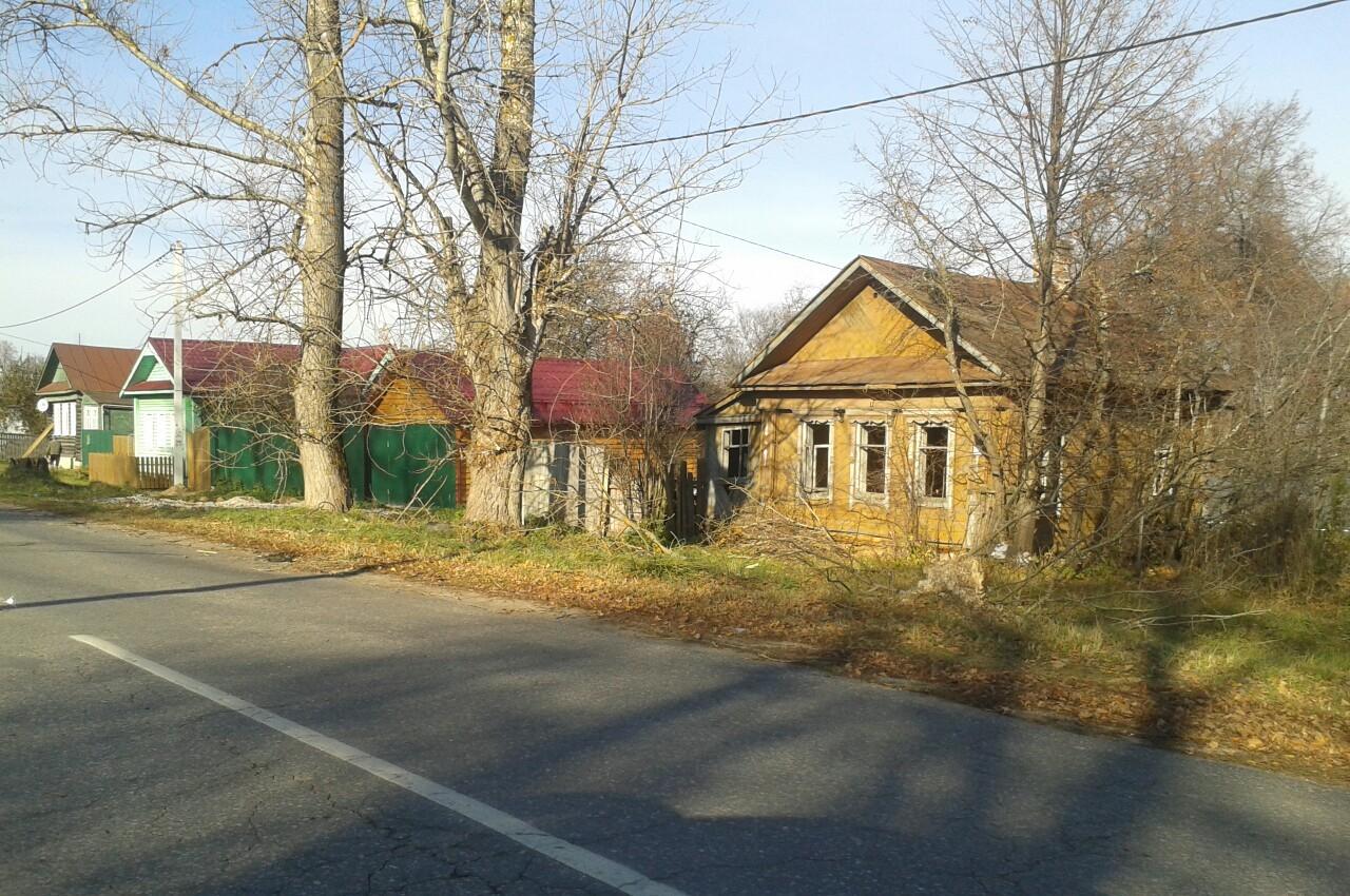 Смертельное ДТП в Вязниковском районе