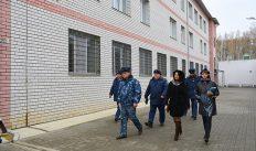 Уполномоченный по правам человека во Владимирской области посетила колонию строго режима в Вязниках