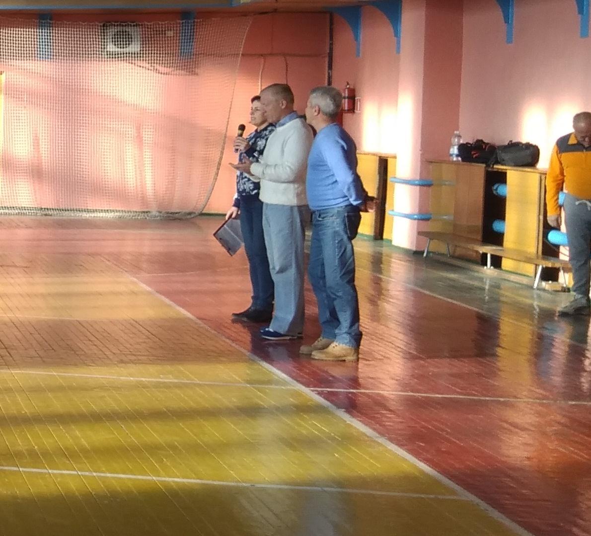 Открытый турнир по баскетболу в Гороховце
