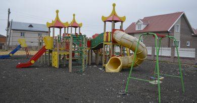 Вязники,улица Луначарского,детская площадка,