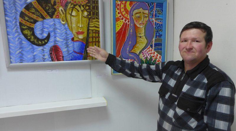 Дмитрий Газов,художник,Вязники,
