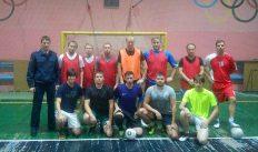Осуждённые сыграли в футбол в Гороховце